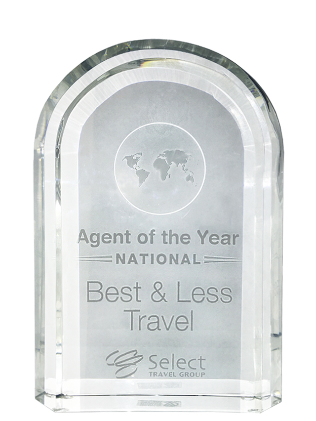 Consolidator National Agent of the Year